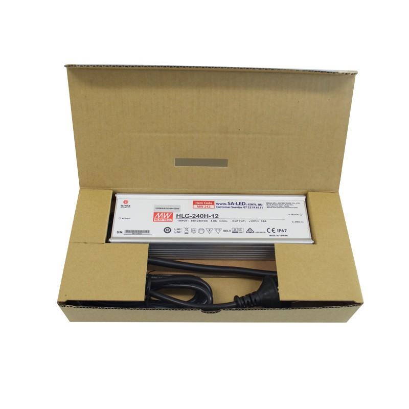 SA HLG 120H 10A 12V with 3 pin plug
