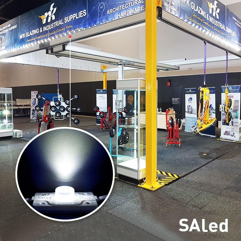 SA G-SIDE LED 12V W65K 4.5W Modules (15 modules / unit)