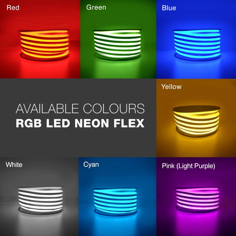 SA LED NEON FLEX 9.6W/M