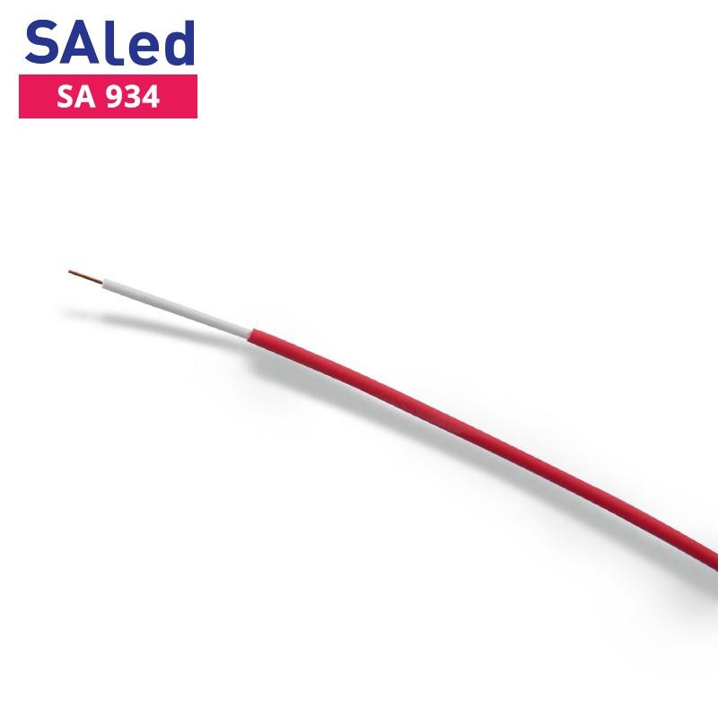 HEAT SHRINK TUBE RED (3mm DIA)